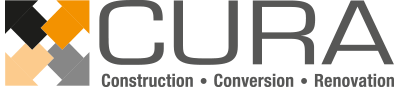 Cura Construction logo