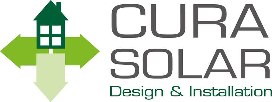 Logo & branding illustration 1, part of our work for Cura Construction