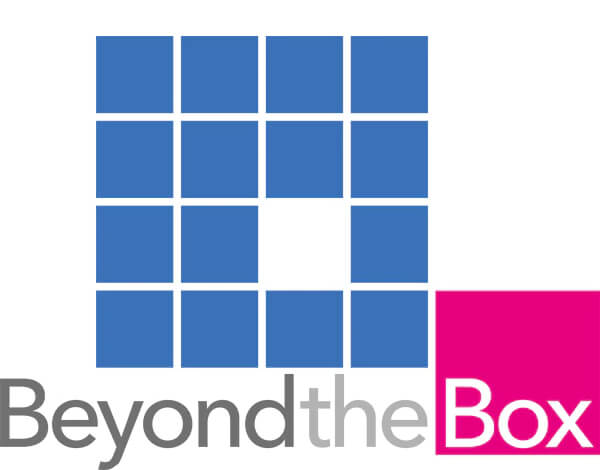 Beyond The Box branding illustration 9, part of our work for Cura Construction