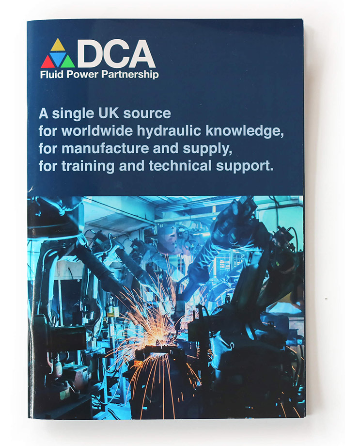 Brochures illustration 1, part of our work for DCA